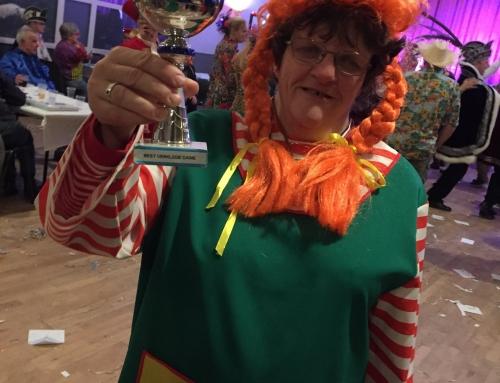 Carnaval met Stichting ERBIJ